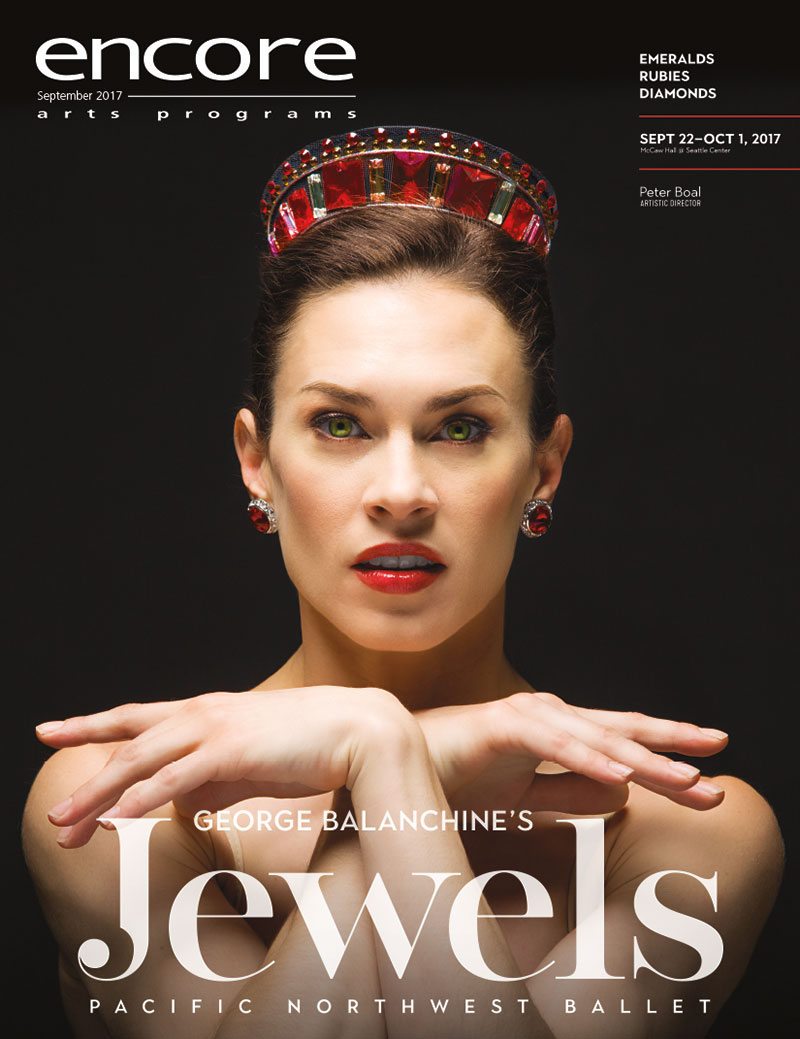 Pacific Northwest Ballet - Jewels