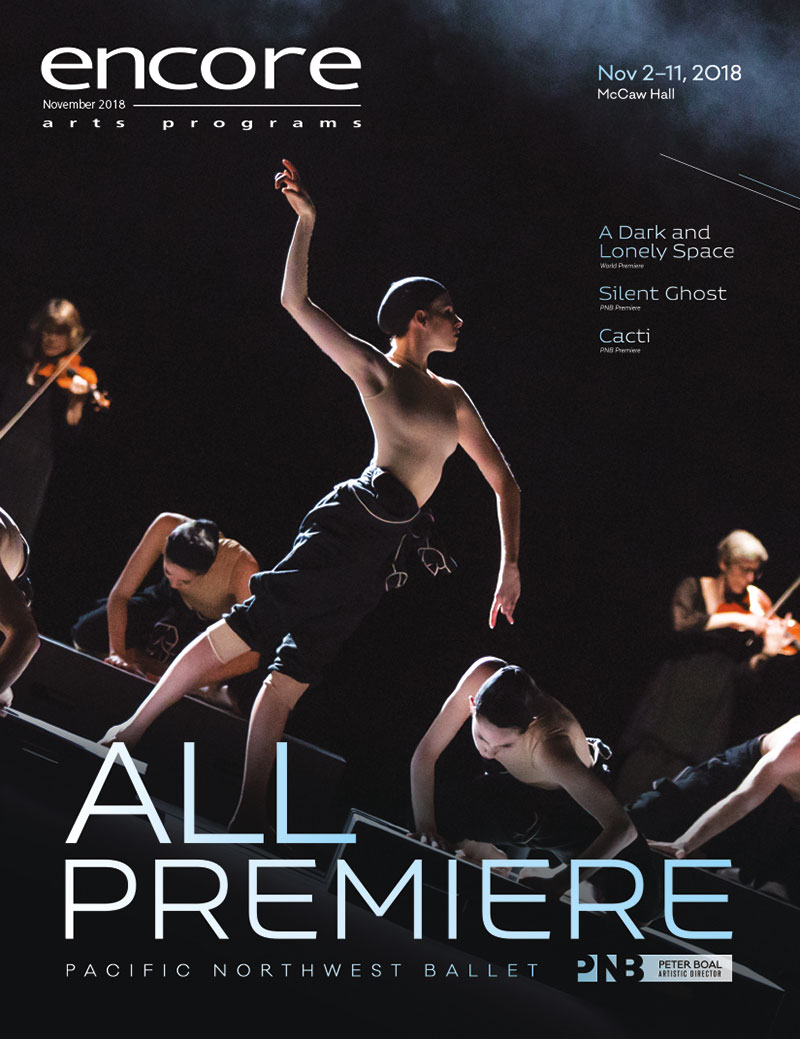 Pacific Northwest Ballet - All Premiere