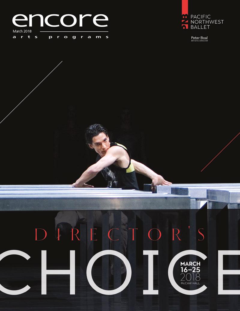 Pacific Northwest Ballet - Director's Choice
