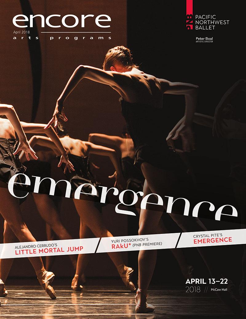 Pacific Northwest Ballet - Emergence