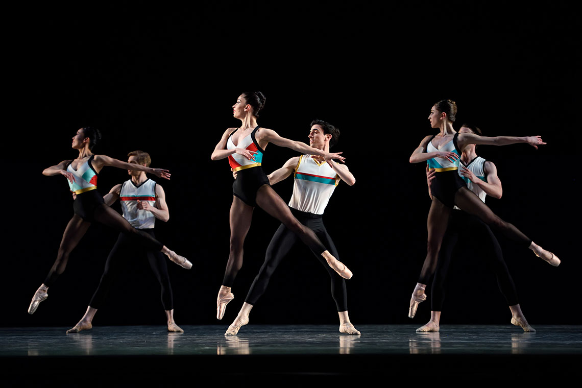 SFB company in Justin Peck's In the Countenance of Kings