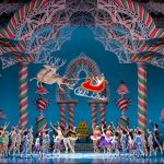 Company dancers in the 2018 performance of George Balanchine's Nutcracker