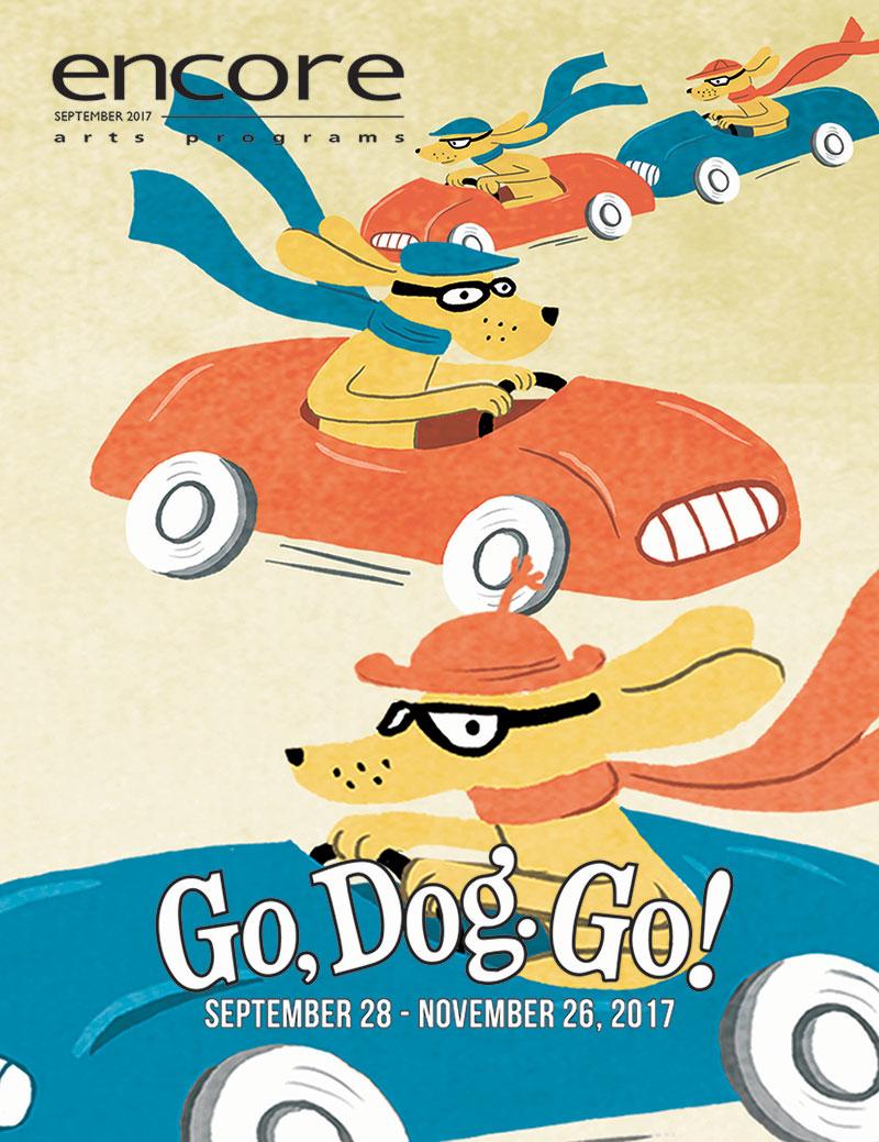 Seattle Children's Theatre - Go, Dog, Go!