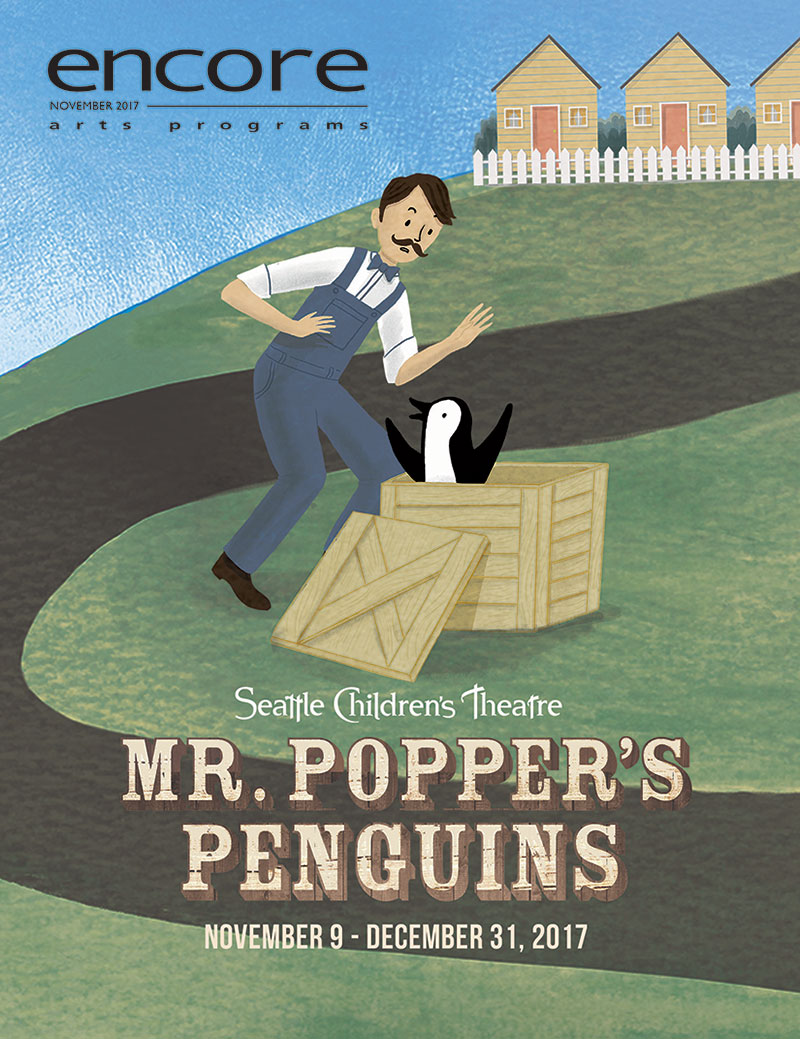 Seattle Children's Theatre - Mr. Popper's Penguins