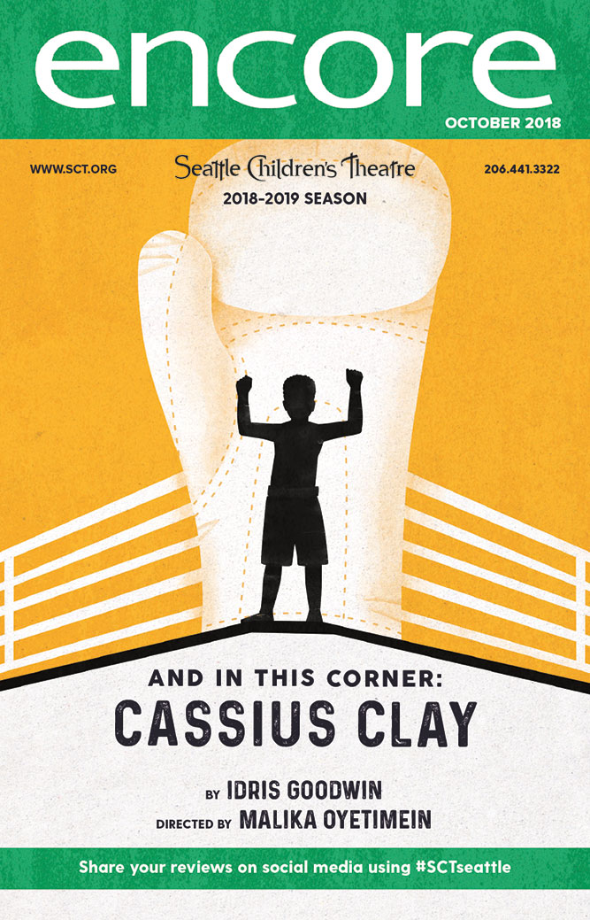Seattle Children's Theatre - And In This Corner: Cassius Clay