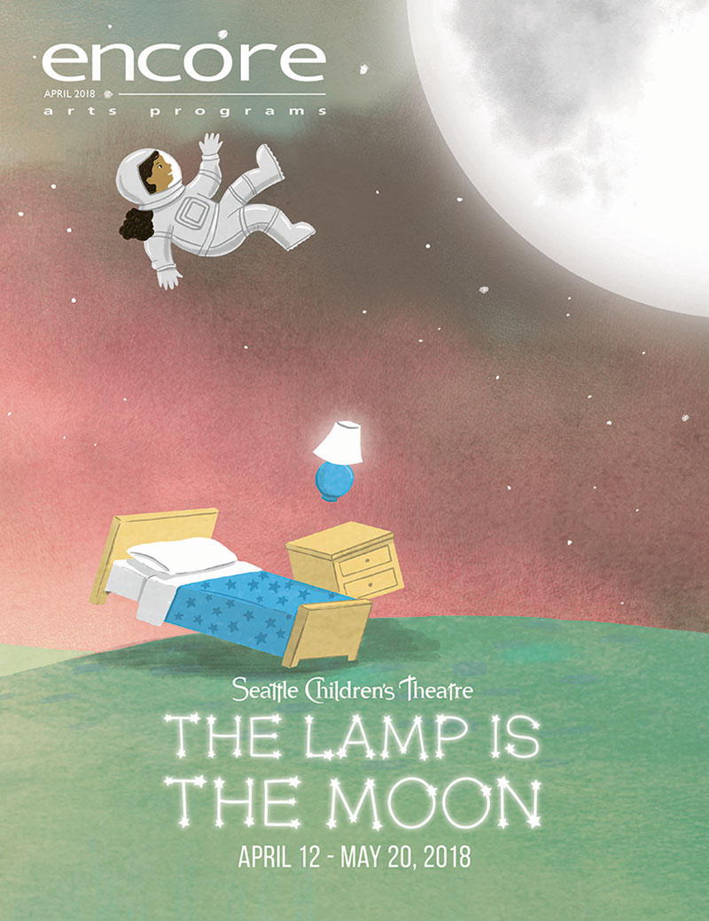 Seattle Children's Theatre - The Lamp is the Moon