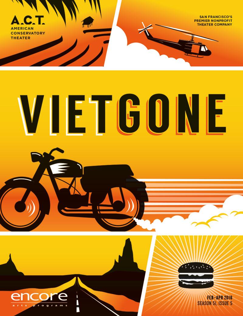 American Conservatory Theater - Vietgone