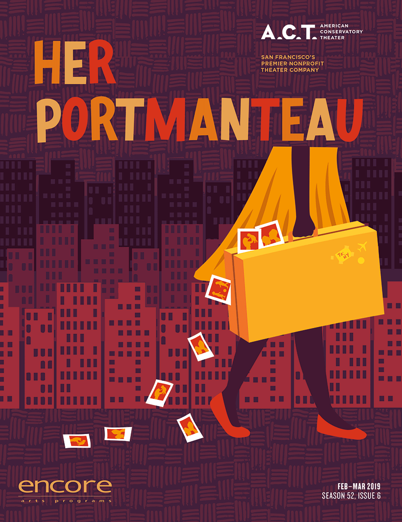 American Conservatory Theater - Her Portmanteau