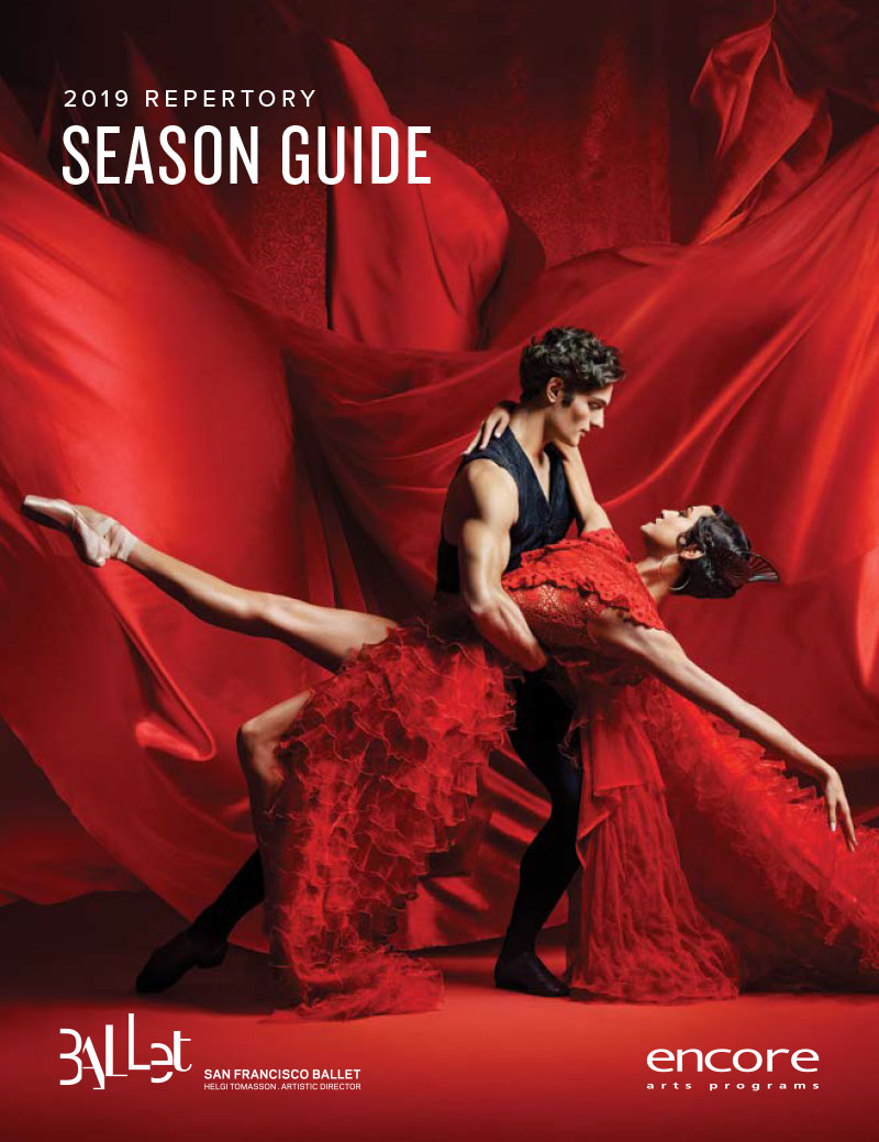 San Francisco Ballet - 2019 Season Guide