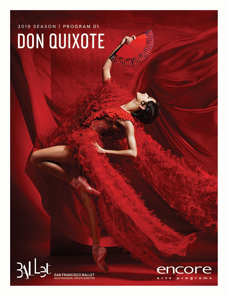 San Francisco Ballet - Don Quixote