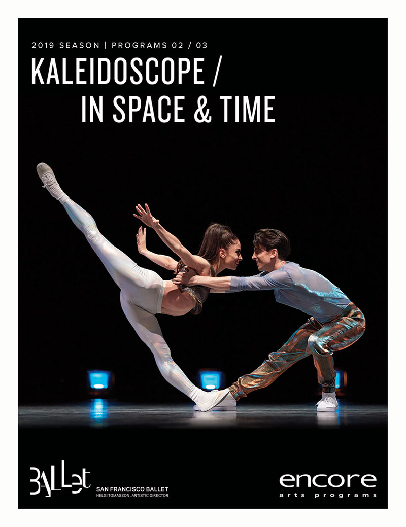 San Francisco Ballet - Kaleidoscope - In Space & Time