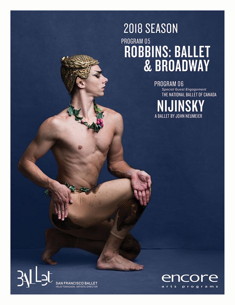 San Francisco Ballet - Robbins: Ballet & Broadway - Nijinsky
