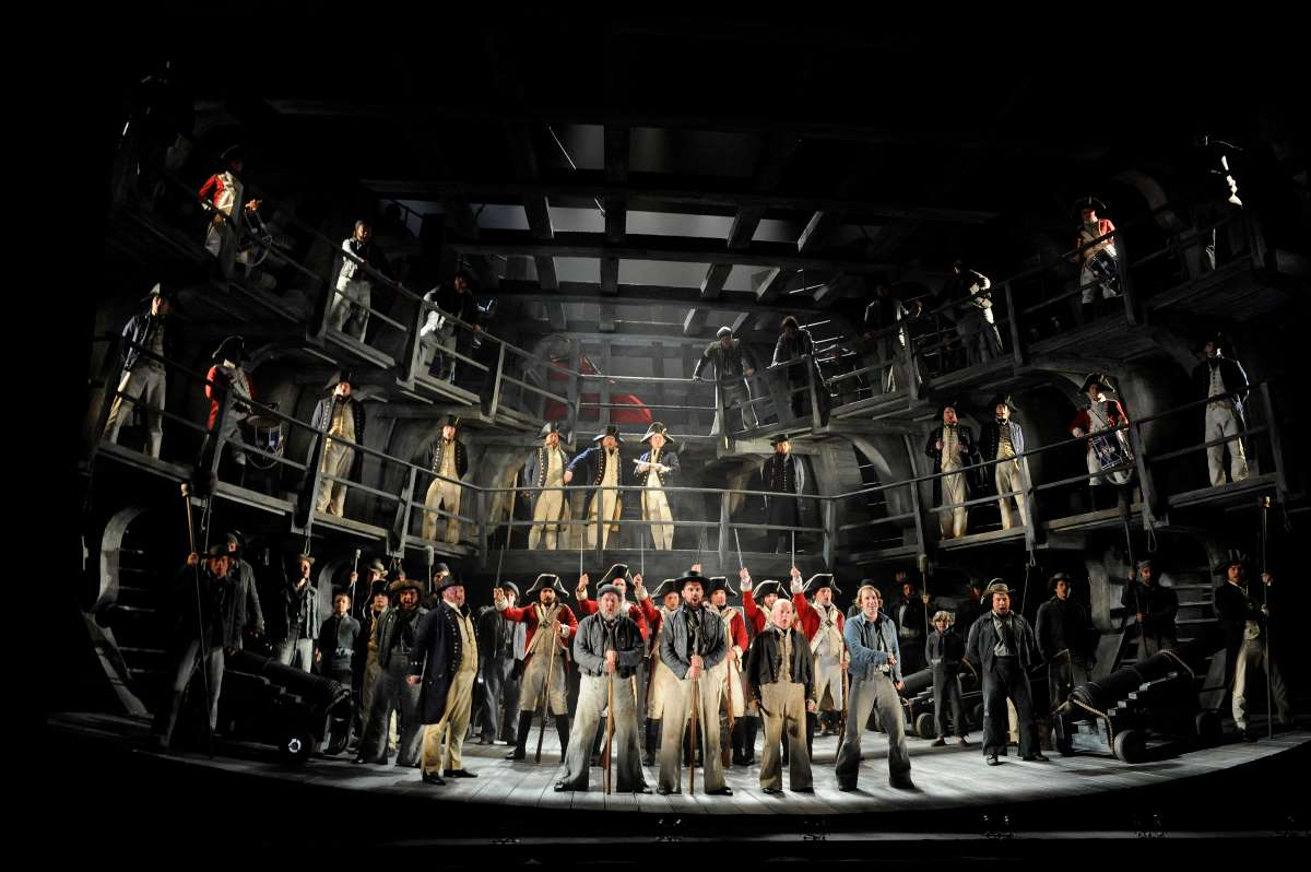 Glyndebourne production of Billy Budd