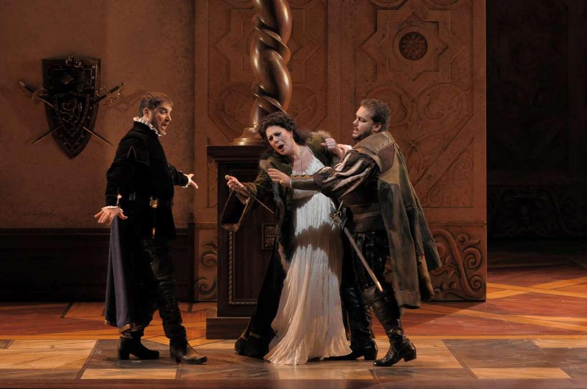 Lyric Opera of Chicago production of Ernani