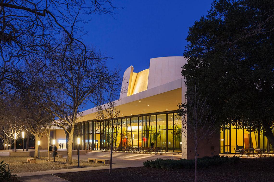 Bing Concert Hall exterior