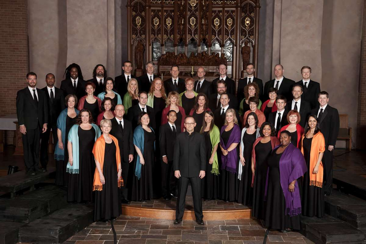 Conspirare choral group