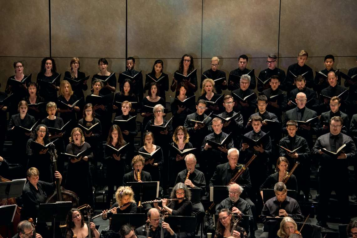 Philharmonia Baroque Orchestra and Chorale PBO Sessions
