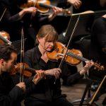 the Philharmonia Baroque Orchestra
