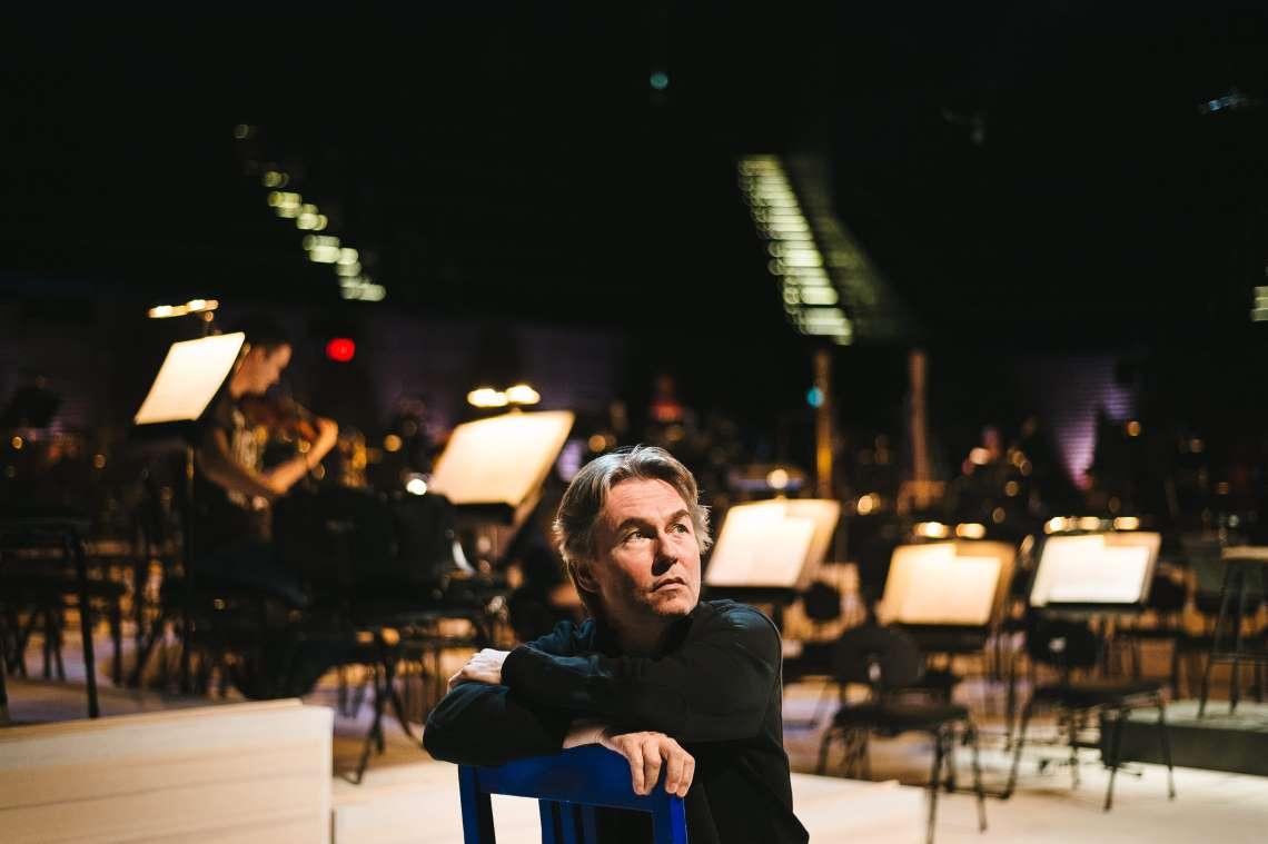 Philharmonia Orchestra, London conductor Esa-Pekka Salonen