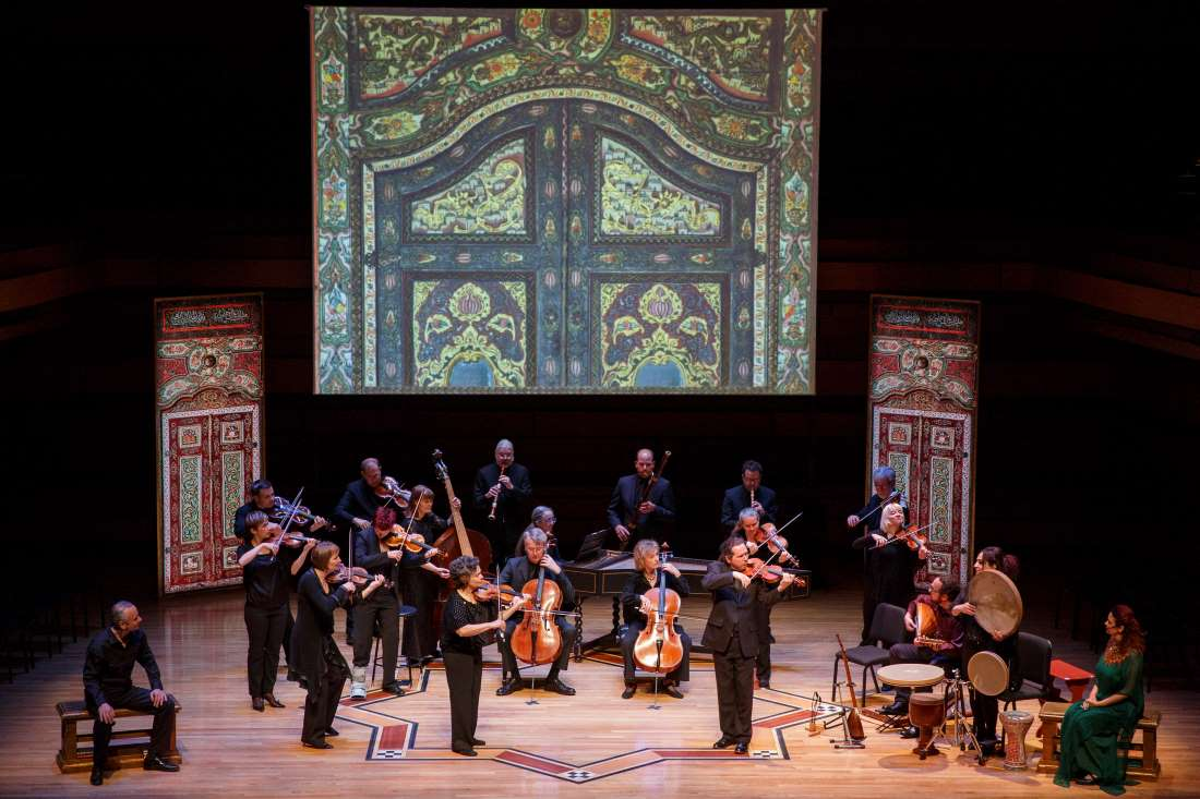 The Tafelmusik Baroque Orchestra performing Tales of Two Cities