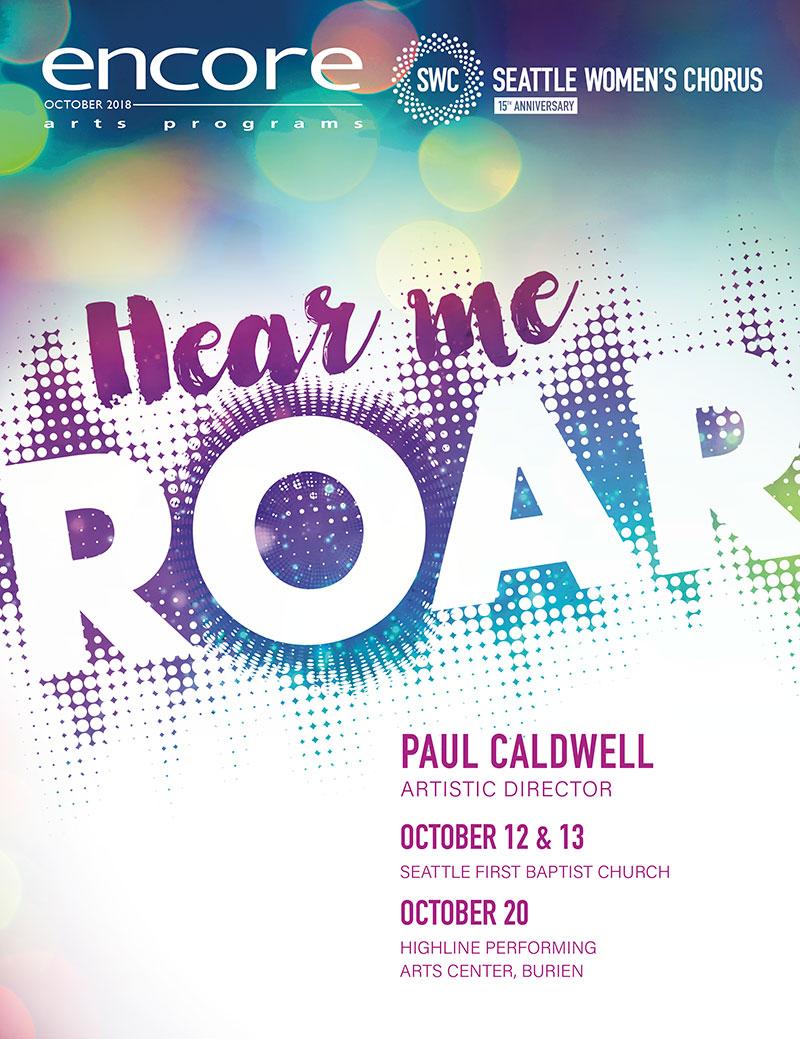 Seattle Women's Chorus - Hear Me Roar