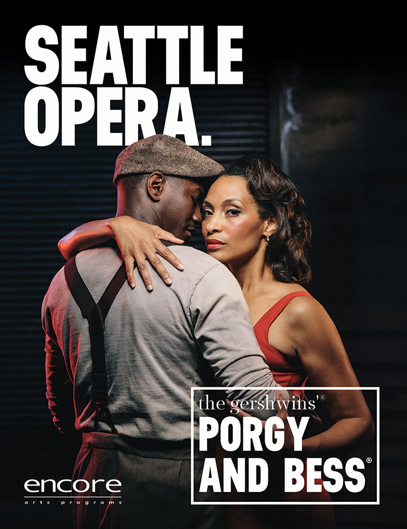 Seattle Opera - Porgy and Bess