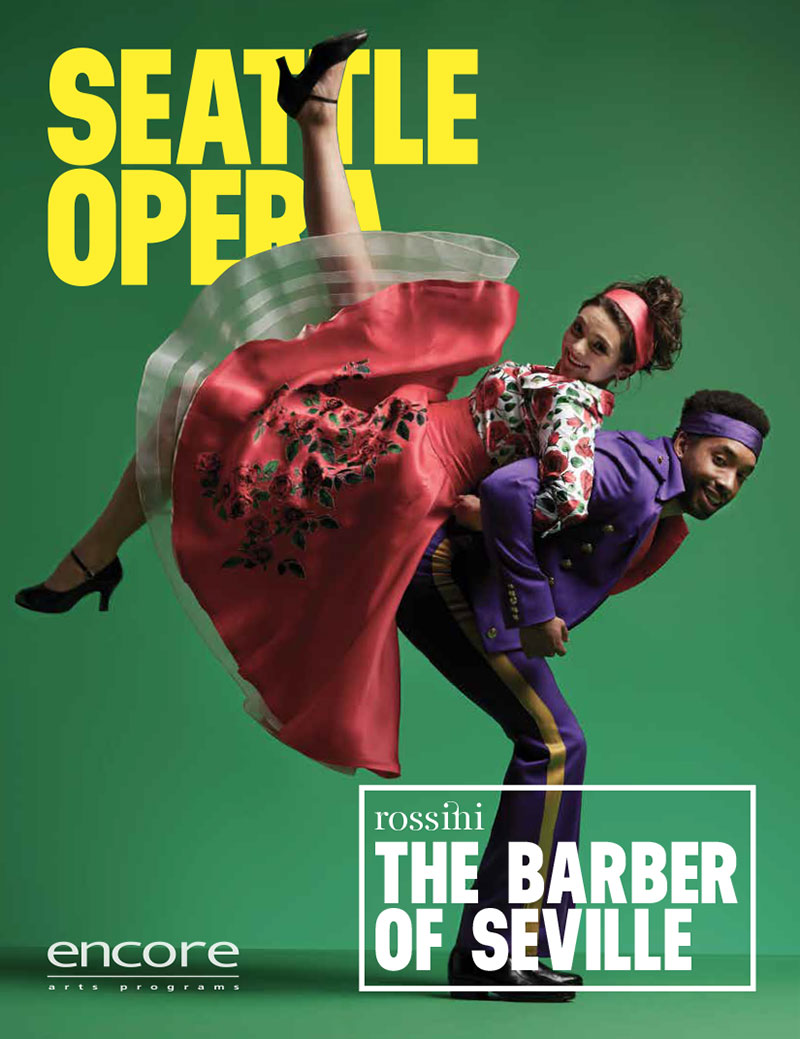 Seattle Opera - Barber of Seville