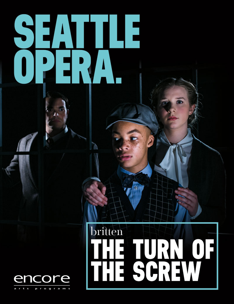 Seattle Opera - Turn of the Screw