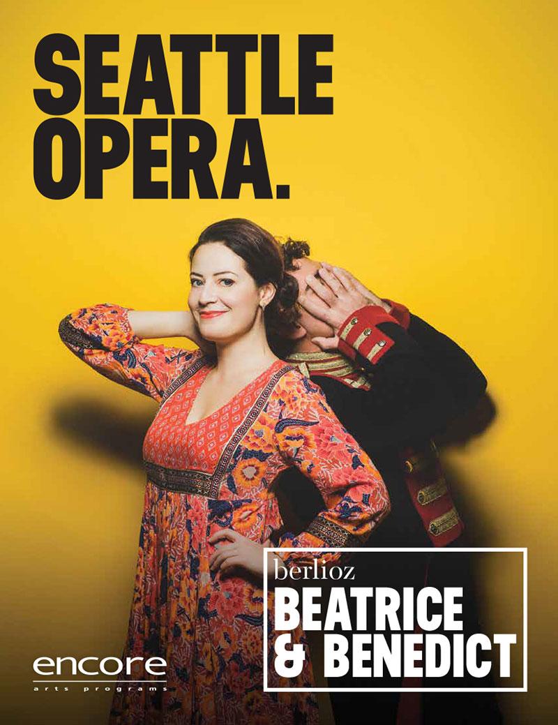 Seattle Opera - Beatrice & Benedict