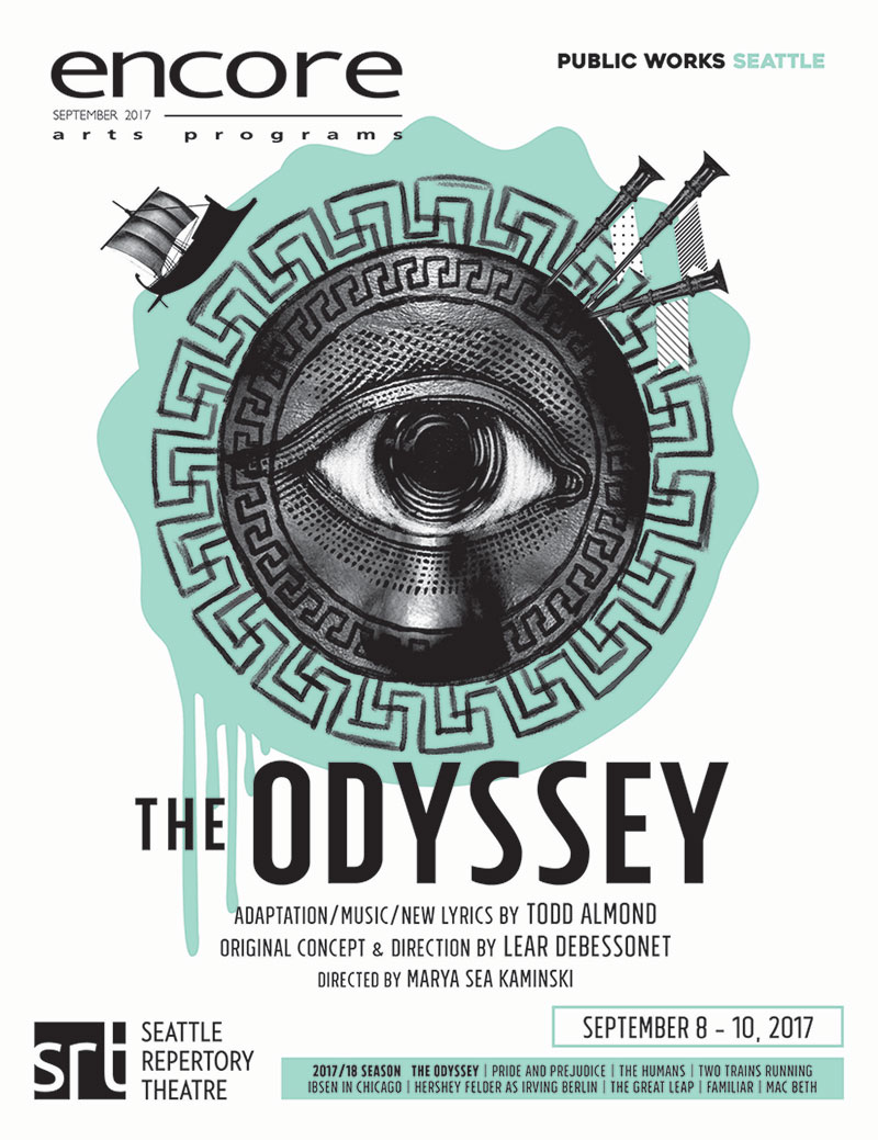 Seattle Rep - The Odyssey