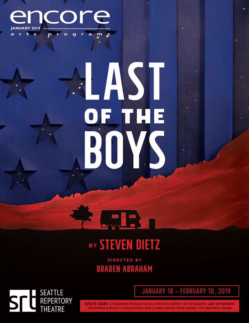 Seattle Rep - Last of the Boys