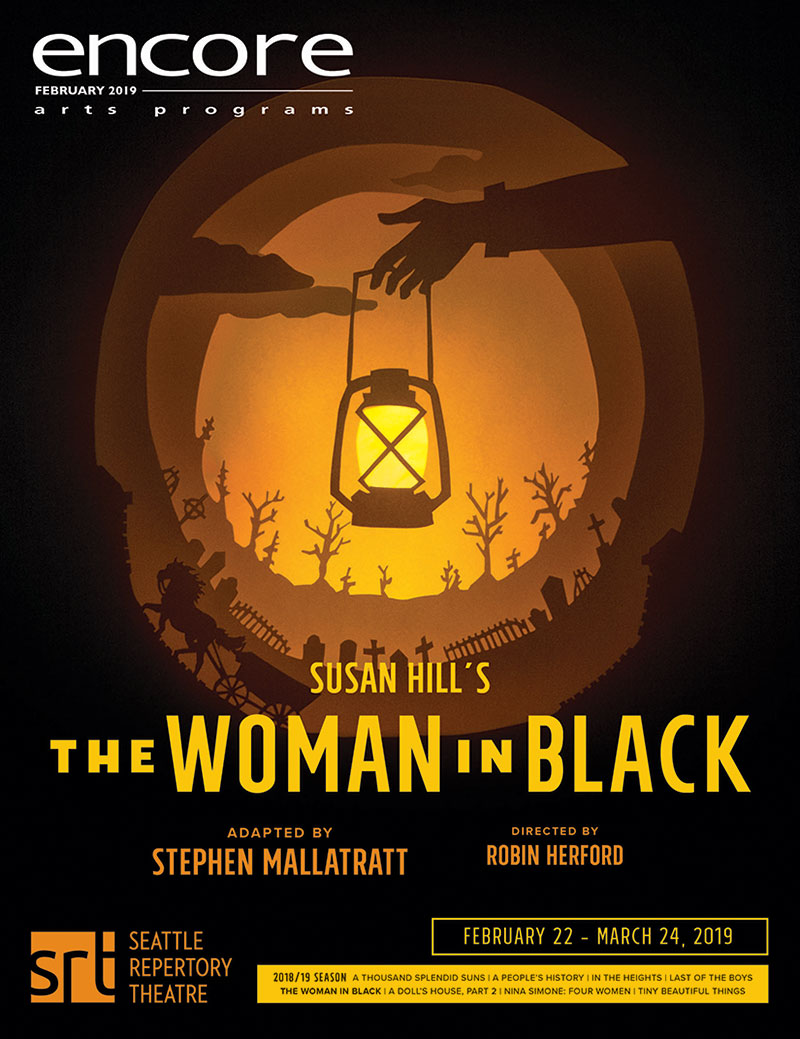 Seattle Rep - The Woman in Black