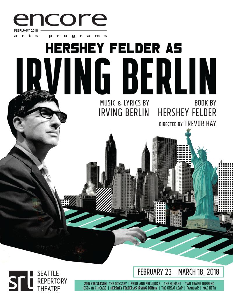 Seattle Rep - Irving Berlin