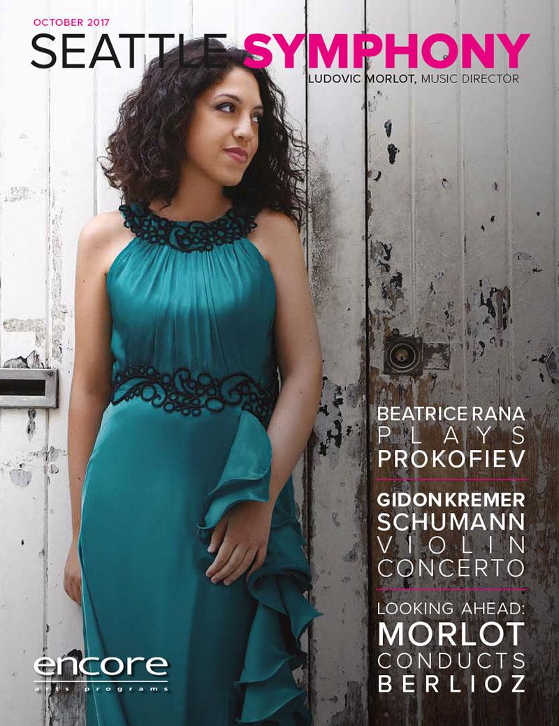 Seattle Symphony - October 2017