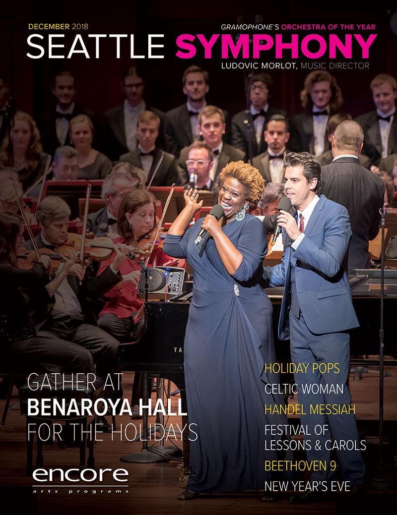 Seattle Symphony - December 2018