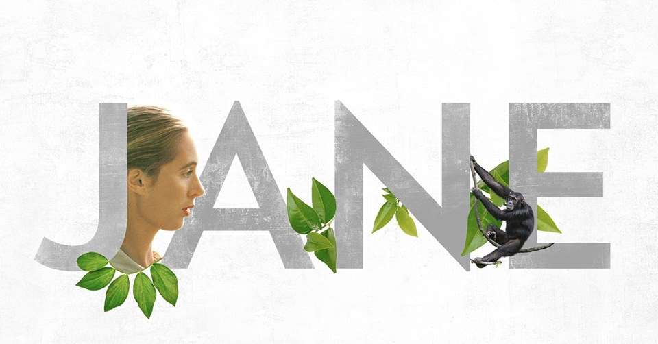 Promotional poster for JANE with the Seattle Symphony