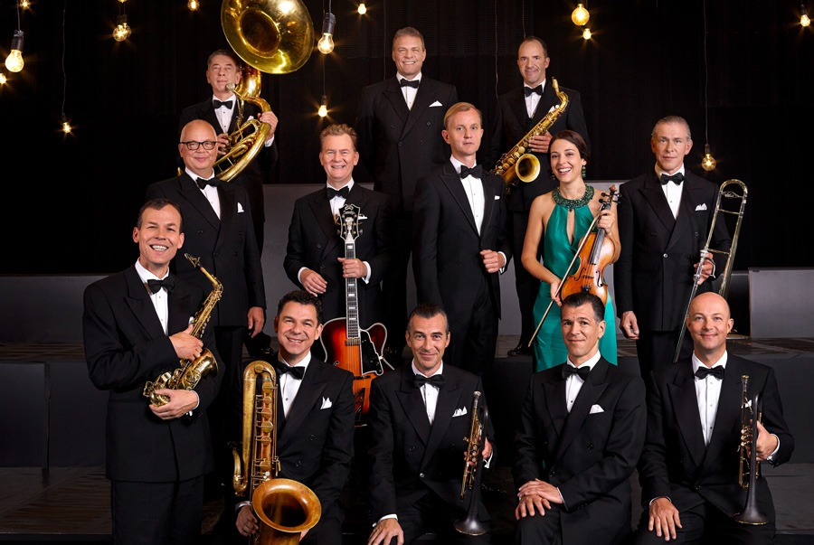 Max Raabe and the Palast Orchester
