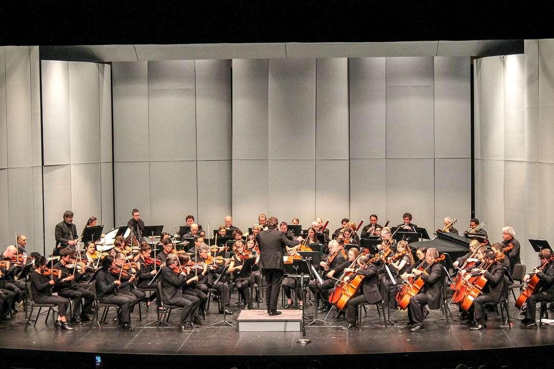 Photo of Seattle Symphony & BCO side-by-side Hispanic Heritage Celebration concert