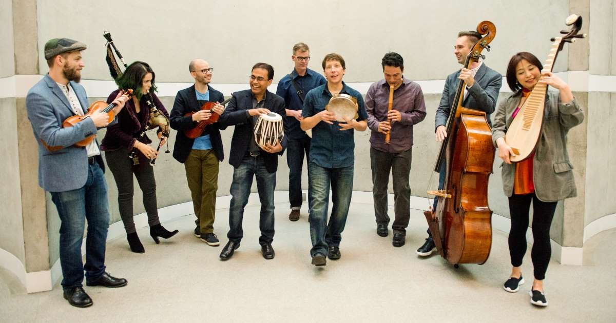 Photo of the Silkroad Ensemble