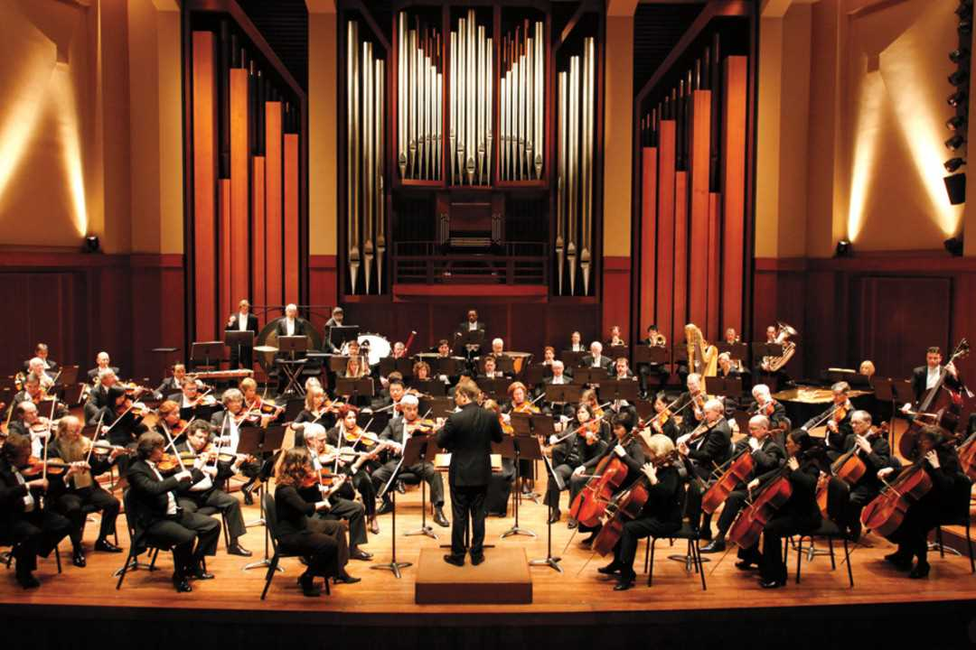 Ludovic Morlot and the Seattle Symphony