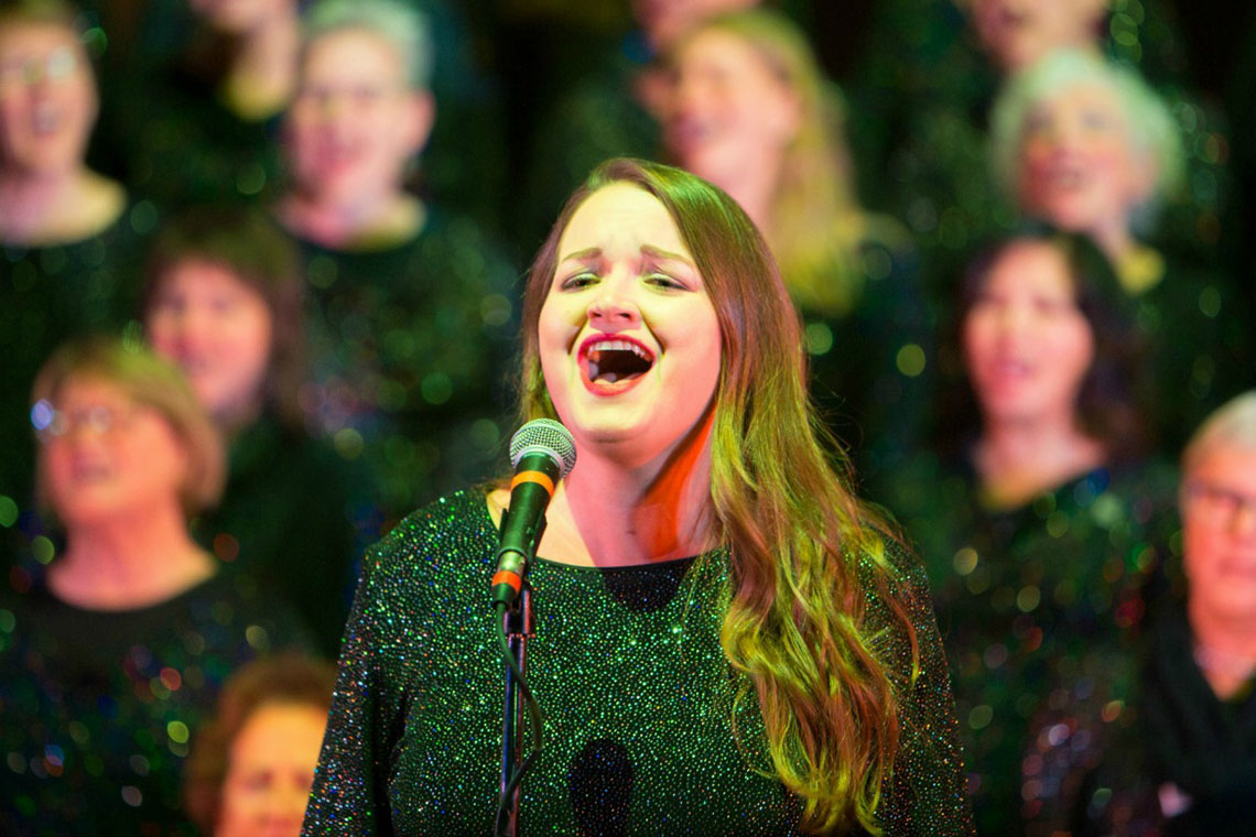 Seattle Women's Chorus - Fired Up