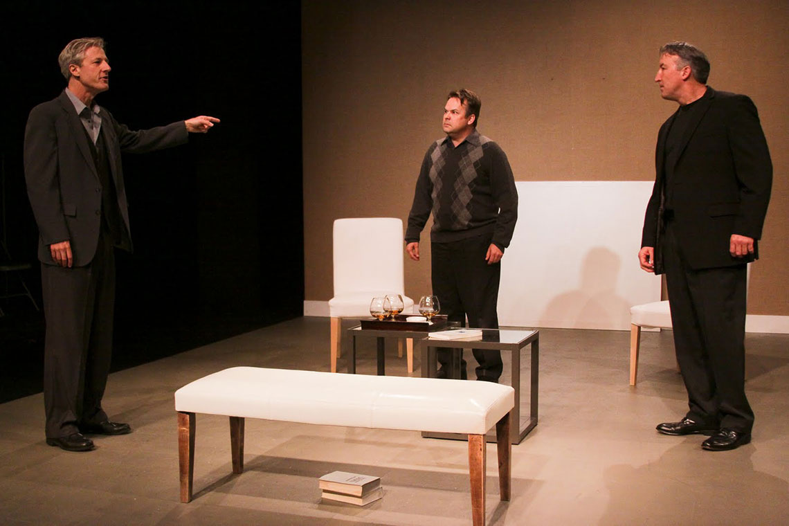 Sixth Street Playhouse production of ART