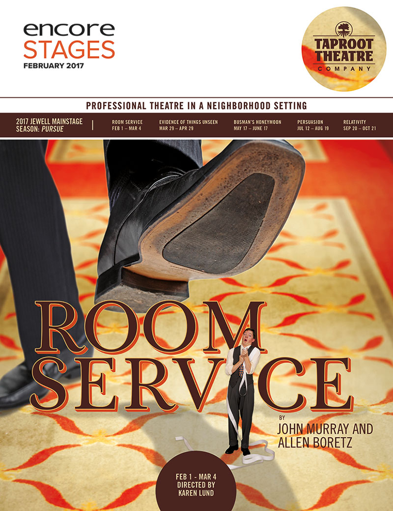 Taproot Theatre Company - Room Service