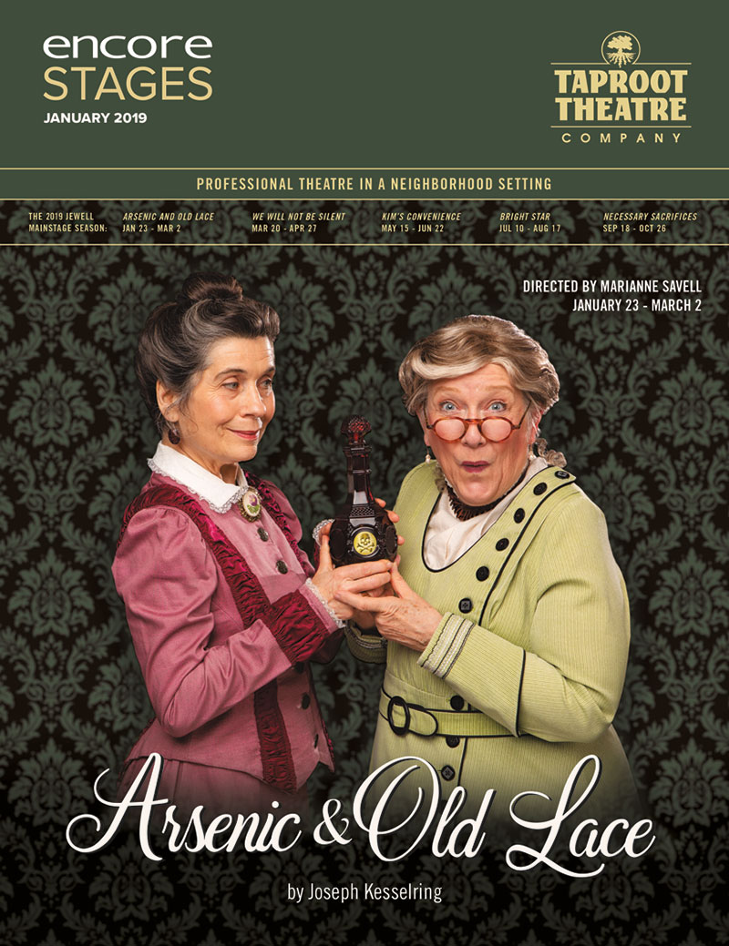 Taproot Theatre Company - Arsenic and Old Lace