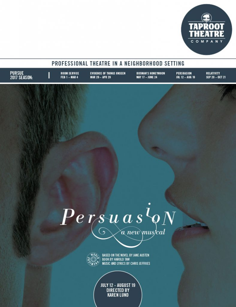 Taproot Theatre Company - Persuasion