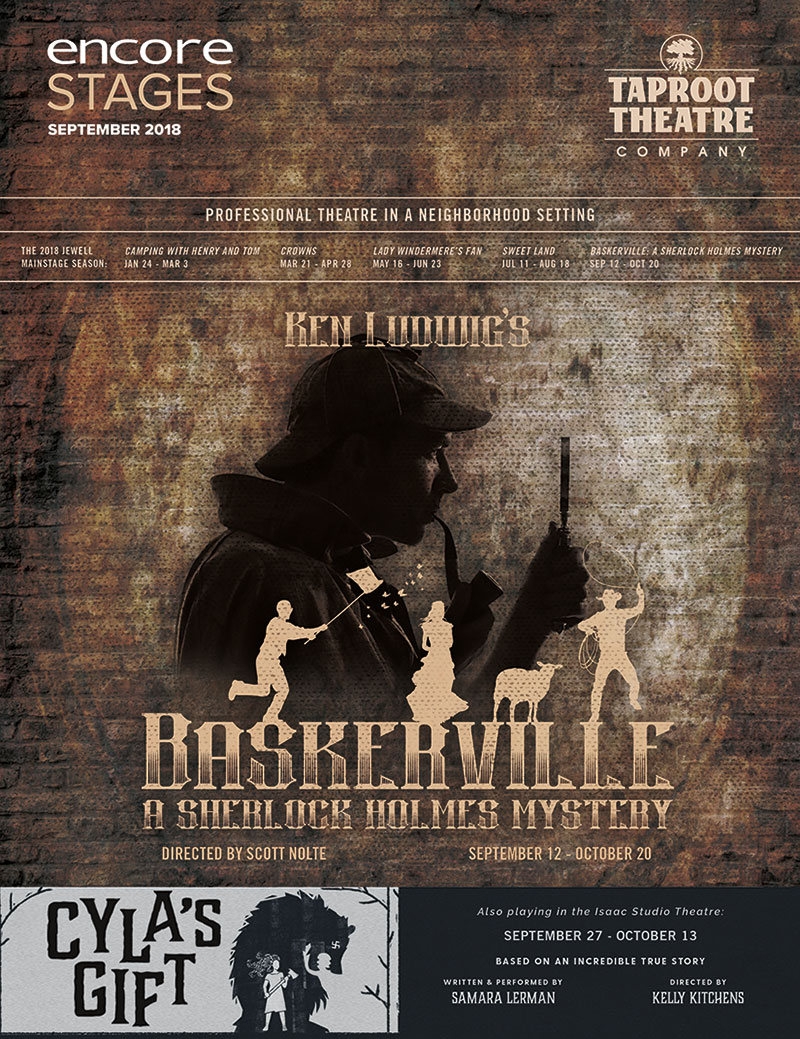Taproot Theatre Company - Baskerville