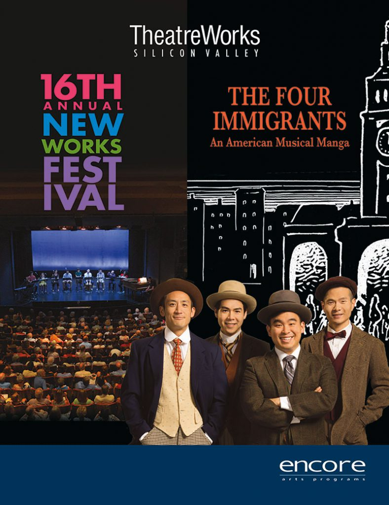 TheatreWorks - The Four Immigrants
