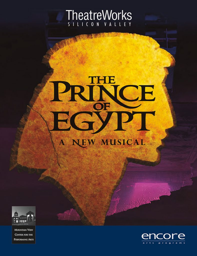 TheatreWorks - The Prince of Egypt