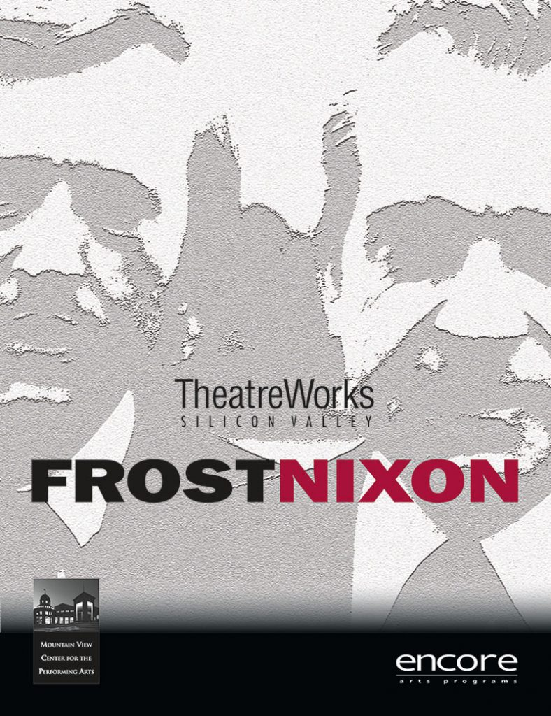 TheatreWorks - Frost/Nixon
