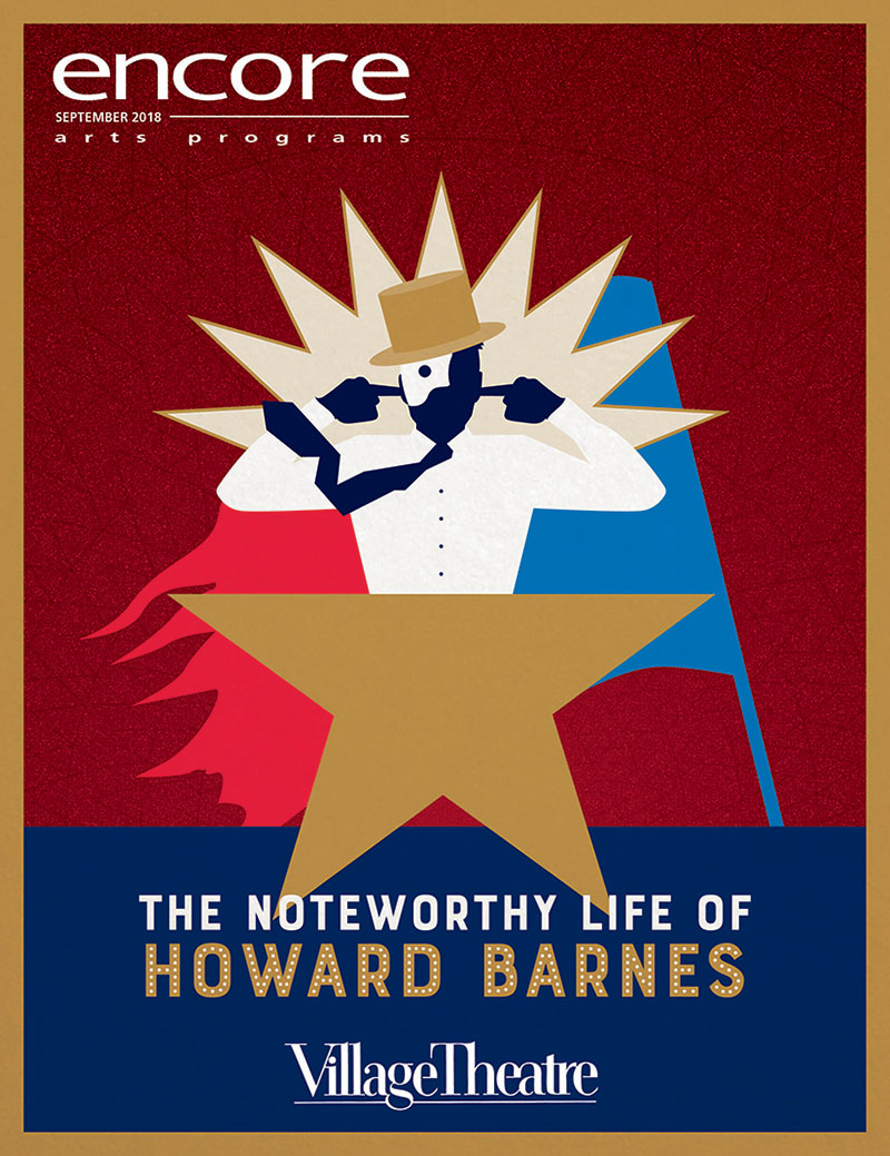 Village Theatre - Noteworthy Life of Howard Barnes